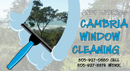 Cambria Window Cleaning